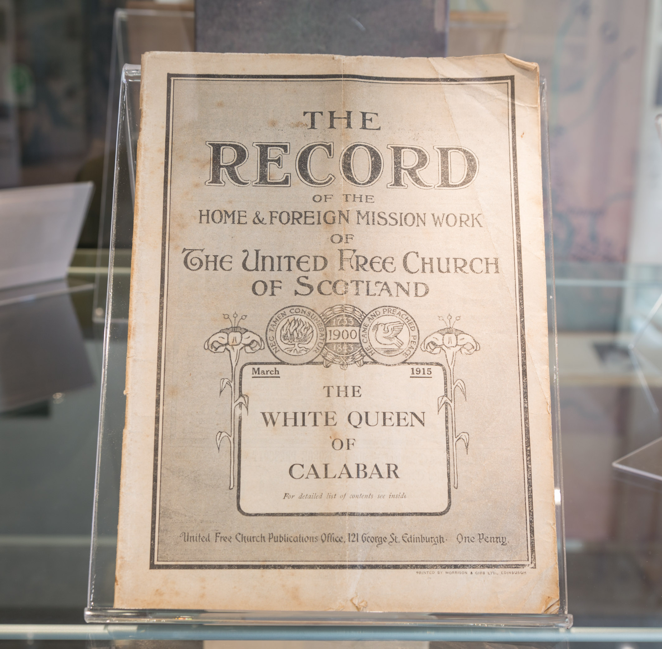 The Missionary Record